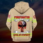 Hihi Store hoodie S / Hoodie US Firefighter All Over Printed Shirts 031208