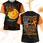 Hihi Store hoodie S / T Shirt Faith Hope Love MS Awareness 082802