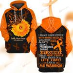 Hihi Store hoodie S / Hoodie Faith Hope Love MS Awareness 082802