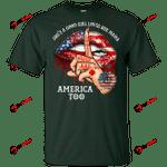 CustomCat T-Shirts Forest / S Us Firefighters  Gildan Ultra Cotton T-Shirt