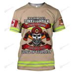 Hihi Store hoodie S / T Shirt Canadian Firefighter shirt 022302