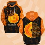 Hihi Store hoodie S / Hoodie Faith Hope Love Leukemia Cancer Awareness 0819013