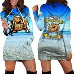Hihi Store hoodie XS / Dress I'm a grumpy old Navy Veteran All Over Printed Shirts 052303