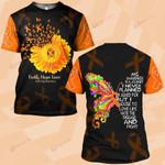 Hihi Store hoodie S / T Shirt Faith Hope Love MS Awareness 081907