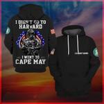 Hihi Store hoodie S / Hoodie Us Coast Guard All Over Printed Shirts 042207