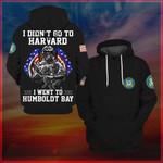 Hihi Store hoodie S / Hoodie US Coast Guard Humboldt Bay All Over Printed Shirts 042602