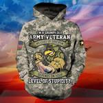 Hihi Store hoodie XS / T Shirt US Army  shirt