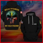 Hihi Store hoodie S / Hoodie US Army 1st Special Forces Command (Airborne) All Over Printed Shirts 062701