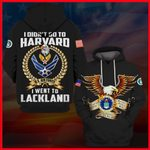 Hihi Store hoodie S / Hoodie Us Air Force I went to Lackland All Over Printed Shirts 053002