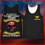 Hihi Store hoodie XXS / Tank Top Us Navy Seals All Over Printed Shirts 042203