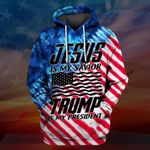 Hihi Store hoodie S / Hoodie Vote For Trump 2020 All Over Printed Shirts