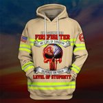 Hihi Store hoodie S / Hoodie US Firefighter All Over Printed Shirts 031207