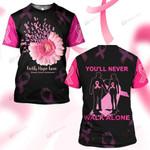 Hihi Store hoodie S / T Shirt Faith Hope Love Breast Cancer Awareness 081305