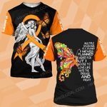 Hihi Store hoodie S / T Shirt Faith Hope Love MS awareness ALL OVER PRINTED SHIRTS