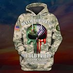 Hihi Store hoodie S / Hoodie US Army All Over Printed Shirts 031704