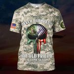 Hihi Store hoodie S / T Shirt US Army All Over Printed Shirts 031704