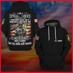 Hihi Store hoodie S / Hoodie United States Army Special Forces All Over Printed Shirts 041615