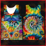 Hihi Store hoodie XXS / Tank Top Hippie All Over Printed Shirts 040701