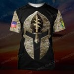 Hihi Store hoodie S / T Shirt US Army Special Forces  ALL OVER PRINTED SHIRTS 111301