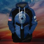 Hihi Store hoodie S / Hoodie US Police  ALL OVER PRINTED SHIRTS 111205