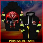 Hihi Store hoodie Us Firefighter Personalized Name ALL OVER PRINTED SHIRTS 112608