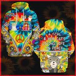 Hihi Store hoodie S / Hoodie Hippie All Over Printed Shirts 040703
