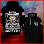 Hihi Store hoodie S / Hoodie US Coast Guard All Over Printed Shirts 040307