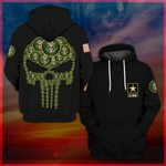 Hihi Store hoodie S / Hoodie US Army All Over Printed Shirts 032502