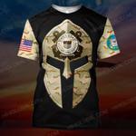 Hihi Store hoodie S / T Shirt US Coast Guard  ALL OVER PRINTED SHIRTS 111203