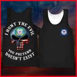Hihi Store hoodie XXS / Tank Top Us Coast Guard All Over Printed Shirts 041607