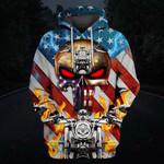 Hihi Store hoodie S / Hoodie Us Motorbike club All Over Printed Shirts 032202