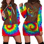 Hihi Store hoodie XS / Dress Give me the beat boys and free my soul Hippie All Over Printed Shirts 041602