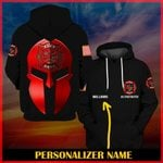 Hihi Store hoodie Us Firefighter Personalized Name ALL OVER PRINTED SHIRTS 112609