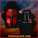Hihi Store hoodie S / Hoodie Us Firefighter ALL OVER PRINTED SHIRTS 112609