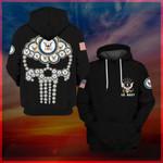 Hihi Store hoodie S / Hoodie US Navy All Over Printed Shirts 032405