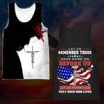 Hihi Store hoodie XXS / Tank Top US Veteran All Over Printed Shirts 032902