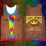 Hihi Store hoodie XXS / Tank Top I roll blunts Hippie All Over Printed Shirts 041601