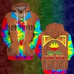 Hihi Store hoodie S / Hoodie I roll blunts Hippie All Over Printed Shirts 041601