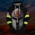 Hihi Store hoodie S / Hoodie US Firefighter  ALL OVER PRINTED SHIRTS 111204