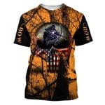 Hihi Store hoodie XS / T Shirt Grim Reaper Bow Hunter All Over Printed Shirts 031603
