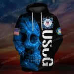 Hihi Store hoodie S / Hoodie US Coast Guard  ALL OVER PRINTED SHIRTS 111405