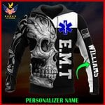 US EMT Personalized Name  ALL OVER PRINTED SHIRTS 121713