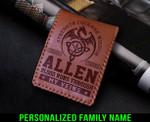 Allen Personalized Wallet  010221