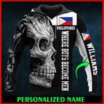 🇵🇭 Philippines - Where Boys become men 🇵🇭 Personalized Name  ALL OVER PRINTED SHIRTS 010603
