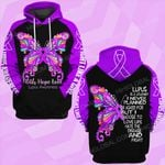 Lupus is a journey i never planned butterfly faith hope love ALL OVER PRINTED SHIRTS DH0208