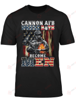 Cannon AFB Where boys become men