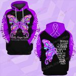 Fibromyalgia is a journey i never planned butterfly faith hope love  ALL OVER PRINTED SHIRTS DHpp