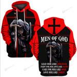 Jesus God Men of God Lead her like Abraham ALL OVER PRINTED SHIRTS 030407
