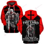 Jesus God Devil Blessed be the Lord my rock who trains my hands for war and my fingers for battle  ALL OVER PRINTED SHIRTS 030405