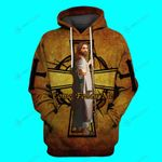 Jesus Come and Follow me Christian God ALL OVER PRINTED SHIRTS DH030505